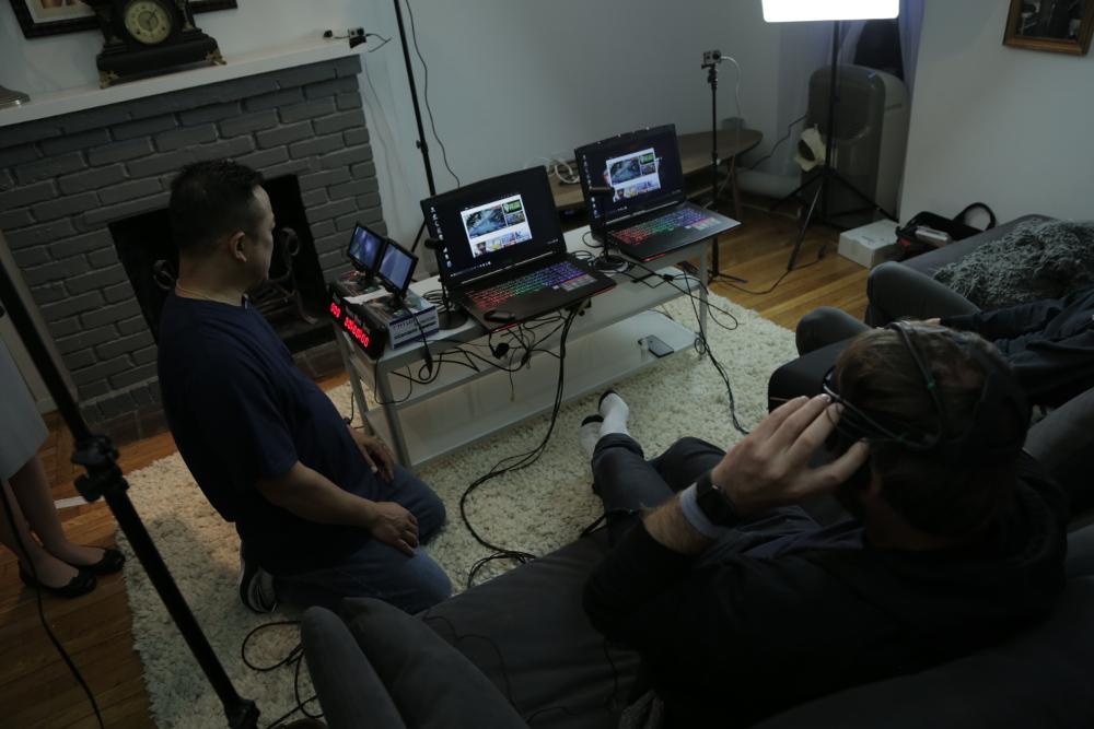 tech setup