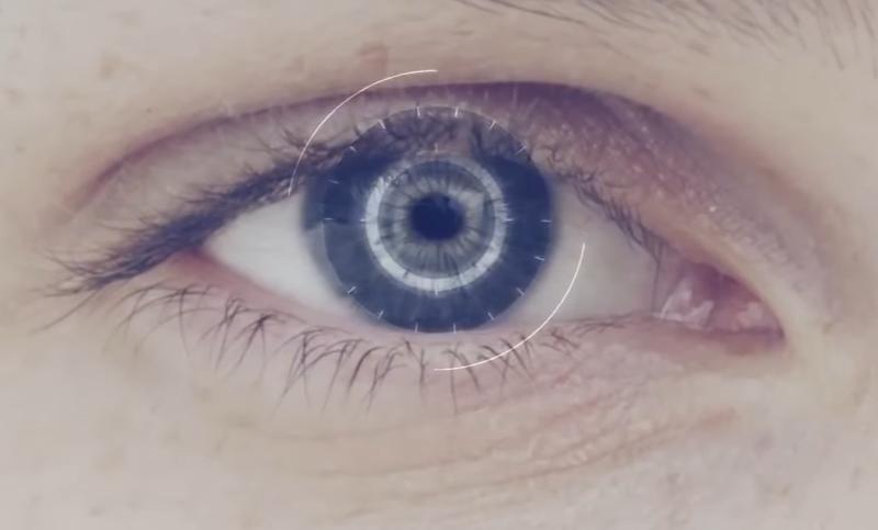tracking eye vr