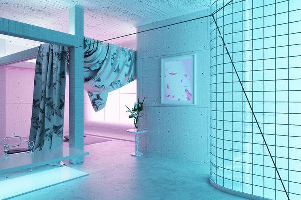 TheVRBase Twyla Artwork VR