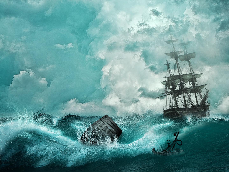 sinking ship vr