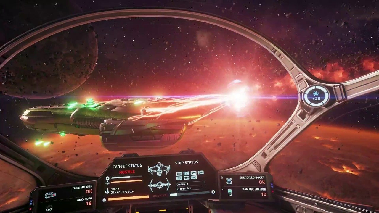 Everspace VR Review – A Fun Space Shooter Despite Little