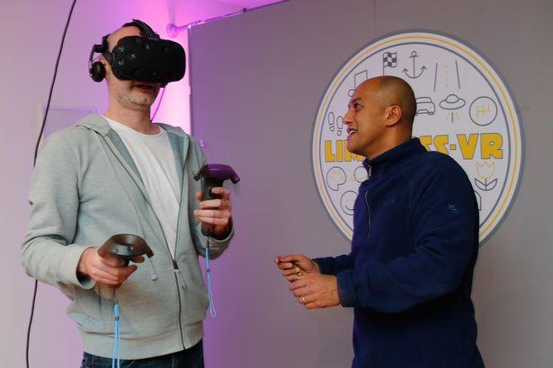 TheVRBase Croydon VR Cafe