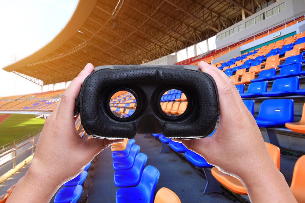 TheVRBase Intel Sports VR