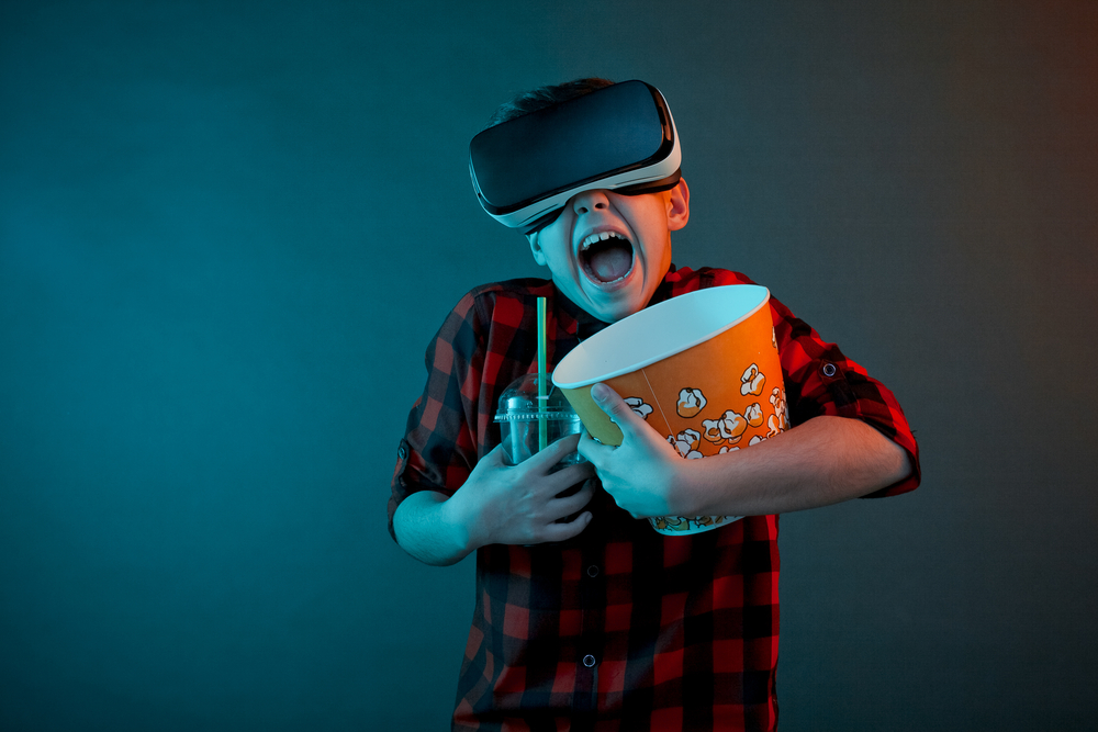 TheVRBase South Korean VR Cinema