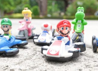 TheVRSoldier Mario Kart VR United Kingdom