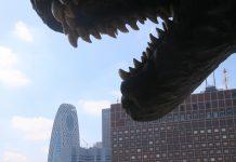 TheVRSoldier Godzilla Osaka VR Arcade