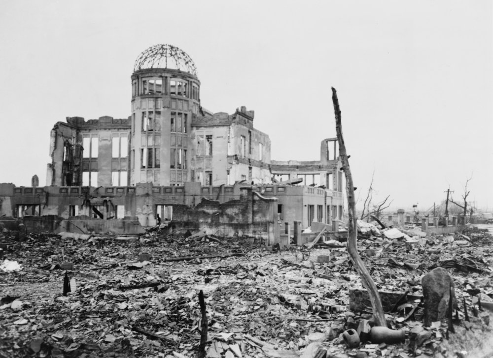 TheVRSoldier Hiroshima Bombing VR