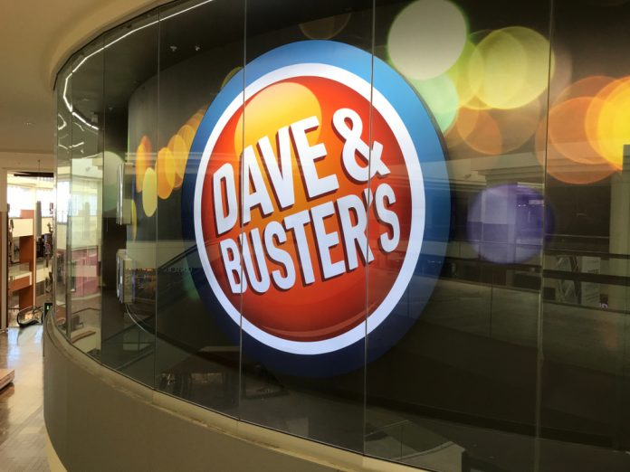 TheVRSoldier Dave & Buster's VR