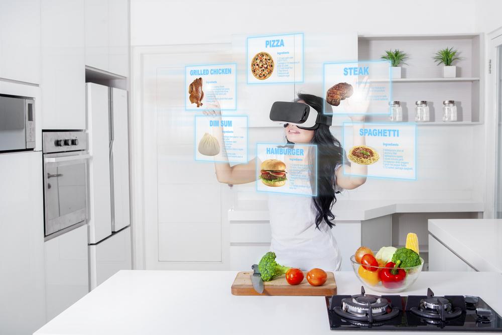 TheVRSoldier VR Environment Food Tate