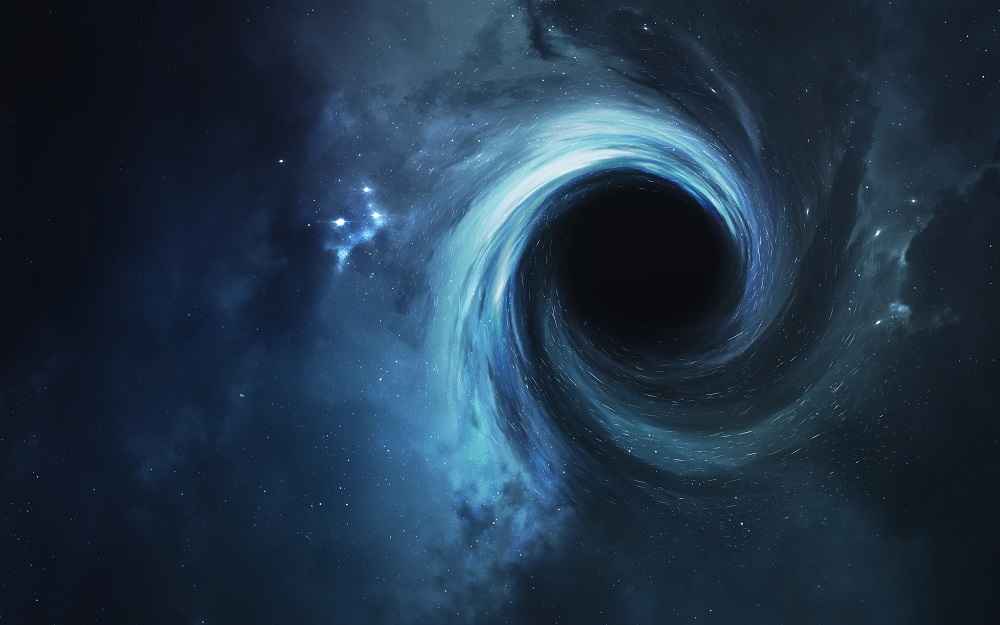 Scientists use VR simulation to see inside black holes