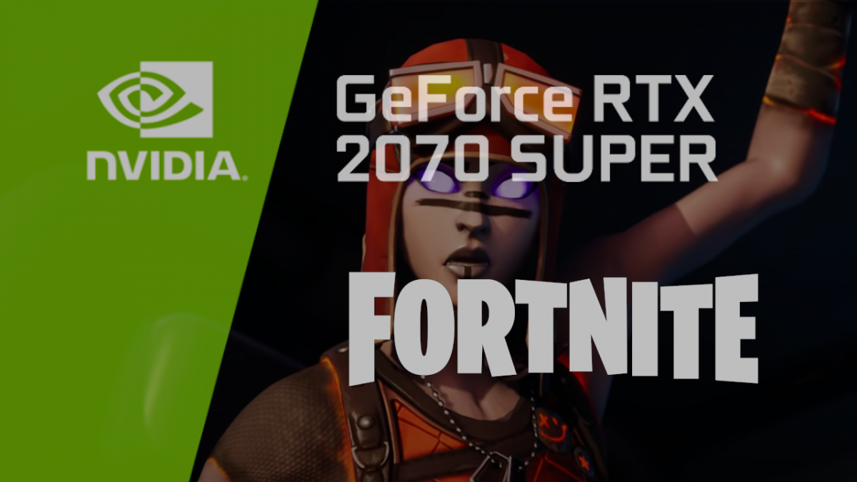 rtx 2070 super fortnite benchmark